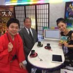 WEBTV番組 『土曜のちよ箱』 毎週二ツ目の噺家が登場し、生の高座を披露。
