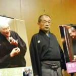 柳家小三治、80歳を目前にして「100歳になっても落語をやりたい」と意欲を表明。